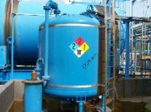 -Pfaudler 2000 gallon chemstor