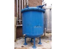 -Pfaudler approximately 750 gal
