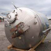 Cherry Burrell 1500 gallon stai