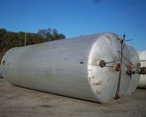 25,000 gallon carbon steel vert