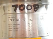 18.5 Gallon stainless steel con