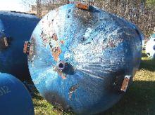 -Pfaudler 2000 gallon vertical
