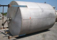 6000 gallon 304 stainless steel