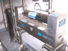 Aquafine UV disinfection unit.