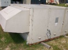 -Trane 12.5 ton Package  unit H