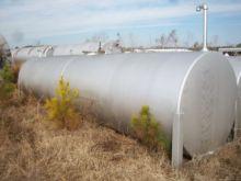 3500 gallon horizontal carbon s