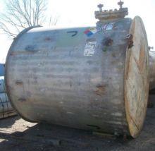 5000 gallon 304 vertical stainl