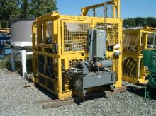Tubar Hydraulic Bin Dumper.