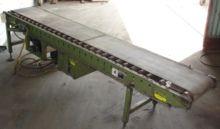 """Carbon Steel belt conveyor 12"""""""