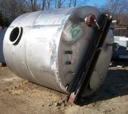 sed 3000 gallon stainless steel