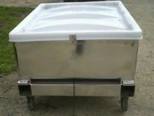 30 cu. ft  225 gallon sanitary