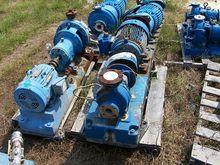 Goulds Pump,  hastelloy C centr