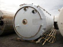 13000 gallon vertical fiberglas