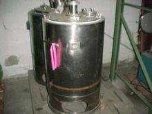 Used 40 Gallon 316 S