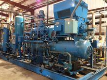 Carbon Dioxide Plant, 100 Metri