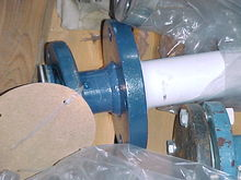 UNUSED    TEFLON THERMOWELL 3'X