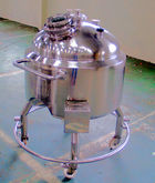 170 Litres Stainless Steel Mobi