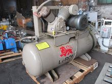 7.5 HP COMPAIR COMPRESSOR #785-