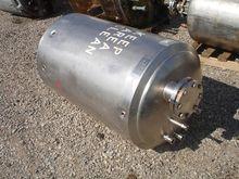 100 Gallon Stainless Steel Tank