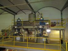 Used Processing Line to Produce