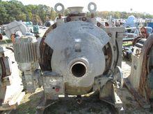 34″ Beloit Model DD4434 Refiner