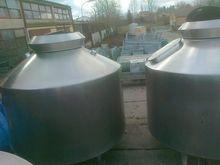 Used 15000 Liters Ve