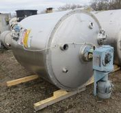 1,000 Gallon 304 Stainless Stee