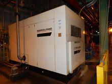 Used Ingersoll-Rand air compres