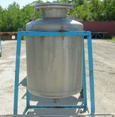 55 Gallon Stainless Steel Tank,