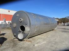 14000 Gallon Stainless Steel Ve
