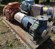 Used 3 1 X 2 0 312 Gpm Ingersoll Dresser 316l Duplex Stainless Steel Centrifugal Pump Vl1205 15 In England Uk