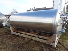8050 Litres 316TI Stainless Ste