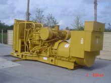 800 KW   220V 50HZ CATERPILLAR
