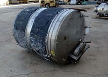 Used 650 Gallon 304