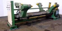 98″ Wide Tien Chin Yu Machinery