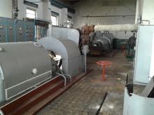 BACK PRESSURE STEAM TURBOGENERA