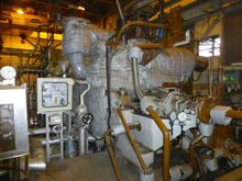 condensing steam turbine genera