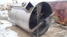 1,600 Gallon Stainless Steel Ta