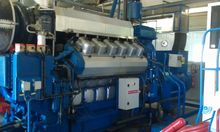 Used 2400 KW 50HZ WA