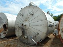 5,235 Gallon T304 Stainless Ste