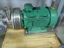 Unused stainless steel centrifu