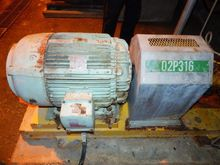 Used 50 HP 1770 RPM