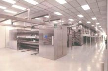 101″ Wide Coating Line for Thin
