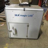 Used .9 KW SS IKA MA
