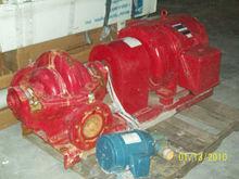 100 HP Fire Pump System #ZG6202