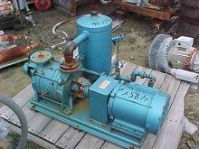 Used 40 CFM 5HP KINN