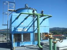 Escher Wyss COOLING TOWER SULZE