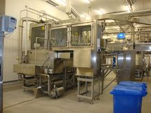 ASEPTIC BOTTLING LINE WITH CAPA