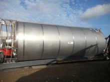 100,000 LITRE VERTICAL STAINLES