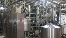 UHT Plant, 6000 LPH or 12000 LP